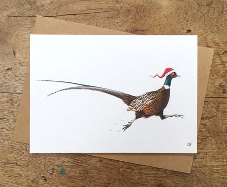 Christmas Pheasant
