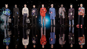 Dior Collaborates With Kenny Scharf