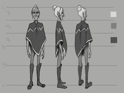 Grany Character Sheet