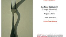 Current Exhibition Body of Evidence  /  Actual Exposición Cuerpo del Delito