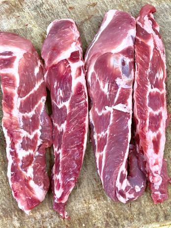 Pork Rib Tips
