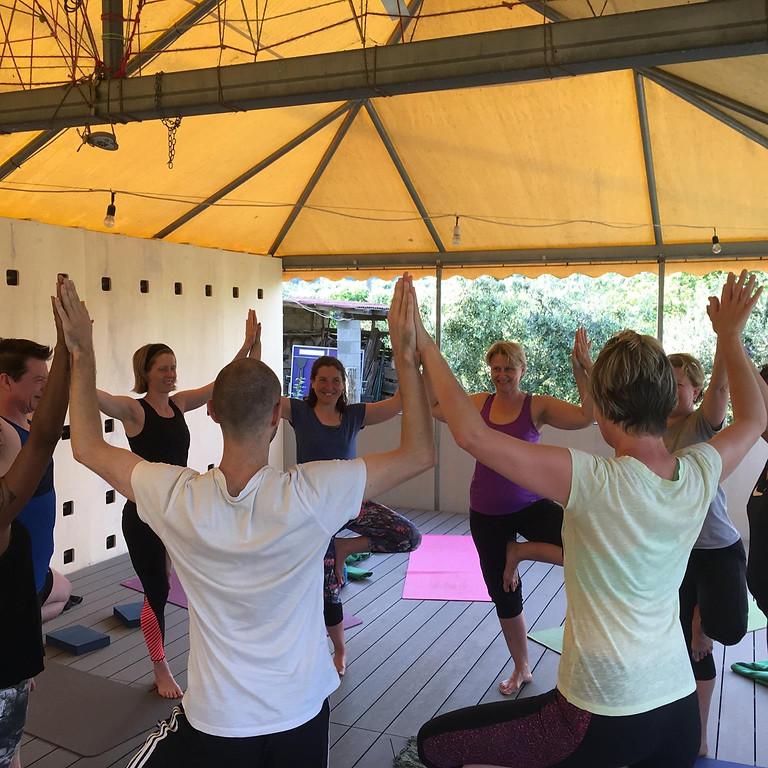 Yoga Retreat with Theresa