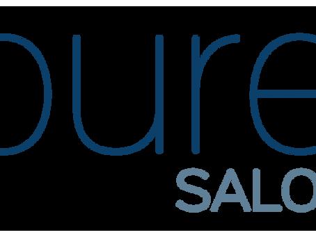 WEB DESIGN + PHOTOSHOOT - Pure Salon