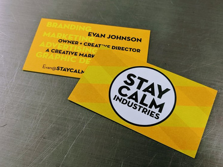 PRINTING - New Business Cards