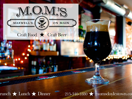 WEBSITE + GRAPHIC DESIGN - Maxwell's on Main