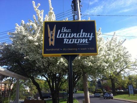 WEB DESIGN + BRANDING - The Laundry Room