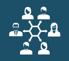 Connecting organizations to communities