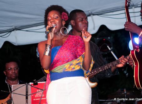 Concert 8 fanm kanpe pou 8 mars en 2012 Karibé Convention Center