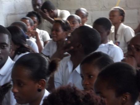 sensibilisation en janvier 2011 pour la protection de l'enfance dans 45 écoles