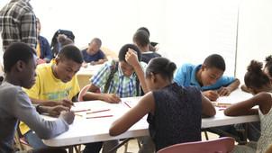 la fondation a organisé en son enceinte le dimanche 15 mars, l'activité baptisée ''Bonè Timoun ''