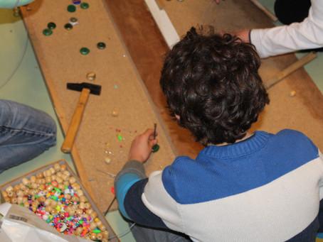 Organisation d'activité de collecte de fonds par les enfant de l'école Plein Air de la Belgique