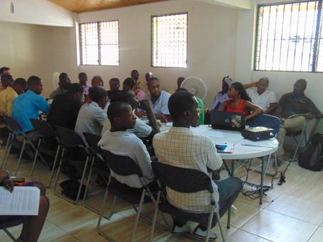 Rapport des activités de sensibilisation du 10 au 31 janvier 2011 dans 45 écoles et 15 abris proviso