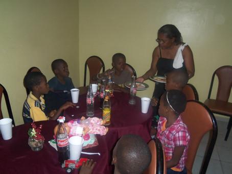 Clôture année scolaire 2010-2011 à l'Ecole communautaire Léa Kokoye à Nérette.