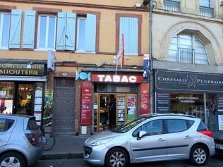 Enseignes bureau de tabac à Toulouse