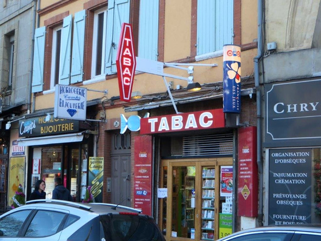Enseignes bureau de tabac Toulouse Delta Enseignes enseignes