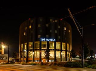Une réalisation hors norme, pour un hôtel de luxe à l'aéroport Toulouse Blagnac   NH Hôtel