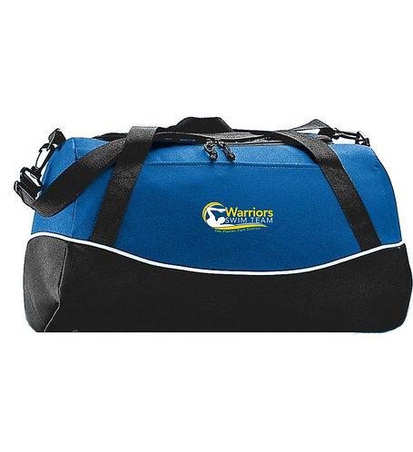Tri Color Duffle Bag