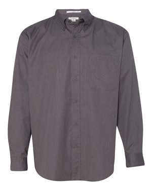 FeatherLite - Long Sleeve Stain-Resistant Twill Shirt LADIES