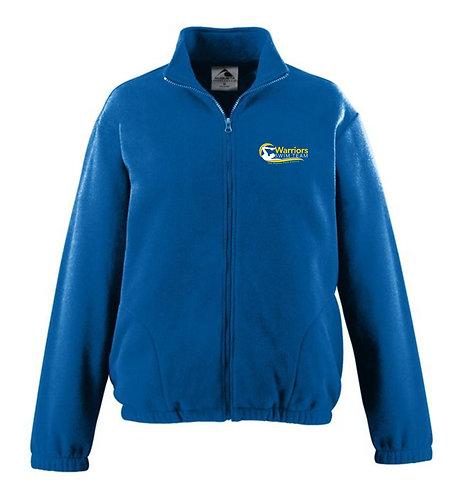 Augusta Chill Fleece Jacket Full Zip Embroidered