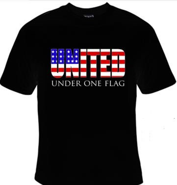 United under one flag