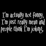 Mean Joke
