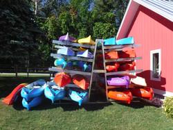 We have kayaks!!