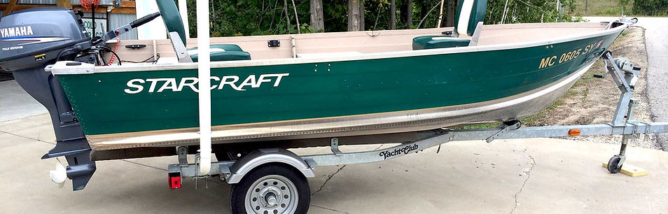 Summertime Rentals | Boat Rental | Fishing | Northern Michigan