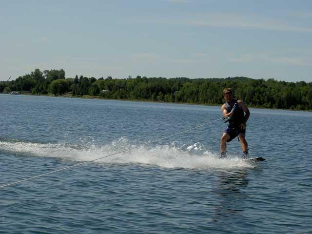 Wakeboard Rentals - Lake Charlevoix