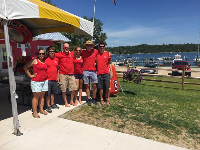 2016 Summertime Crew