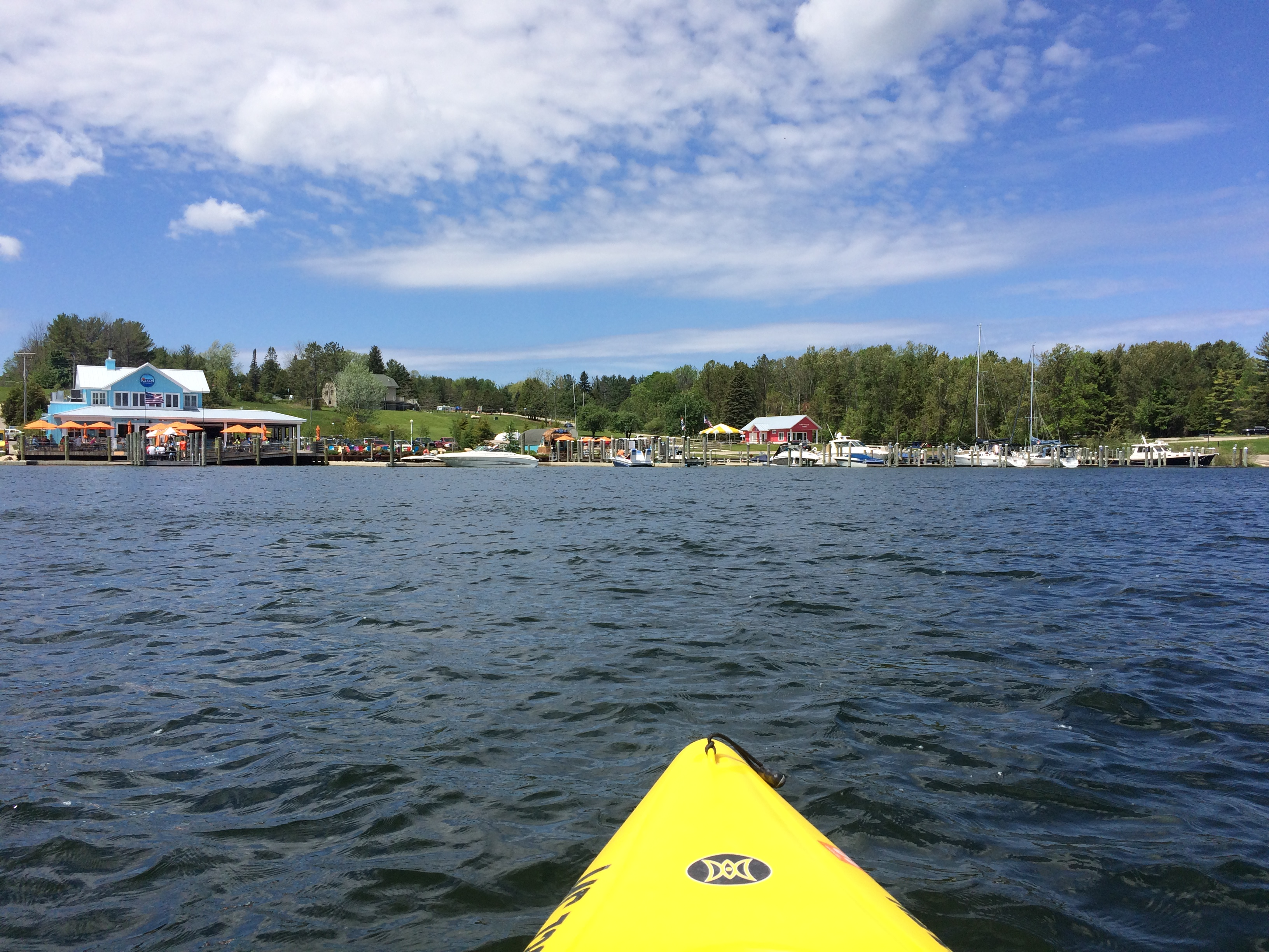 Kayak Rentals - Lake Charlevoix