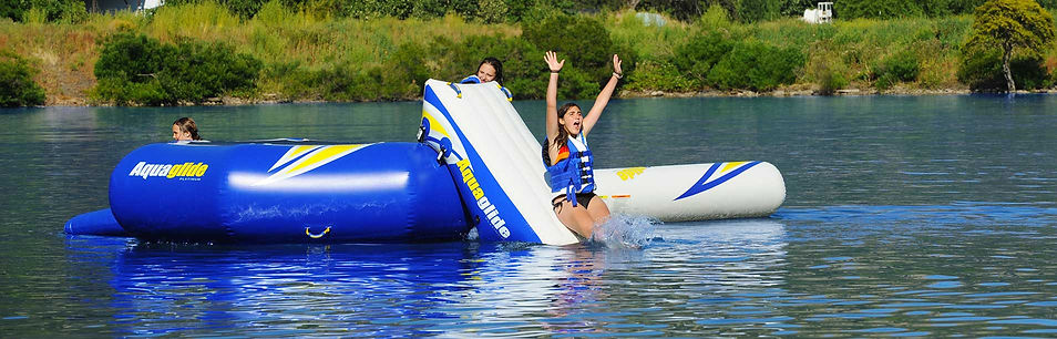 Water Trampoline Specialist | Attachments | Aquaglide