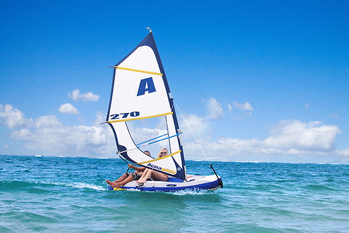 Multisport 270 (windsurfer, kayak and towable)