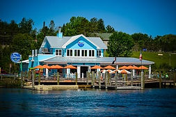 The Landing's Restuarant | Lake Charlevoix