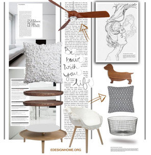 Collage Deco Items