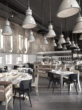 Restaurant Yaffo Tel-Aviv, simplicity and honesty