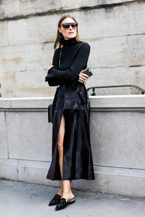 How to style with mules, here some ideas