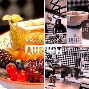 Restaurant August Widder Hotel Zürich