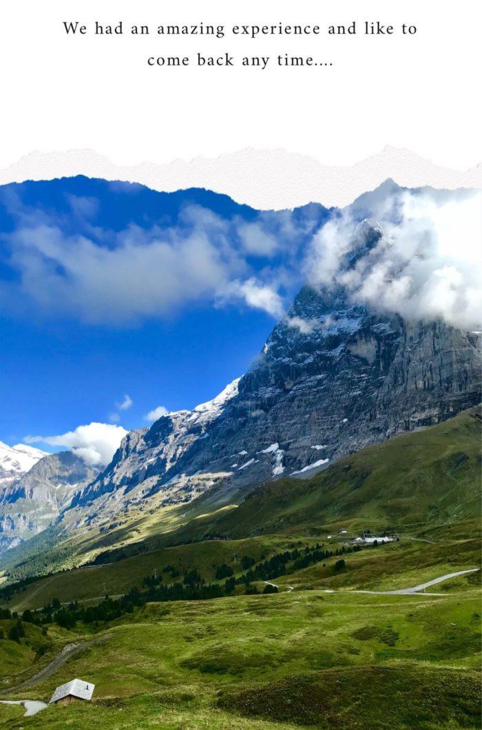 mountains come back