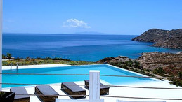 Luxury Villa Rentals and Yachts Mykonos