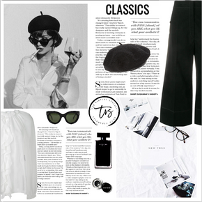 Fashion look, know the classics