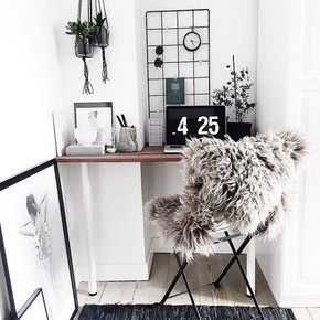 How to turn your office into a cozy space