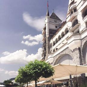 An unforgettable celebration in Park Hotel Vitznau and restaurant Focus