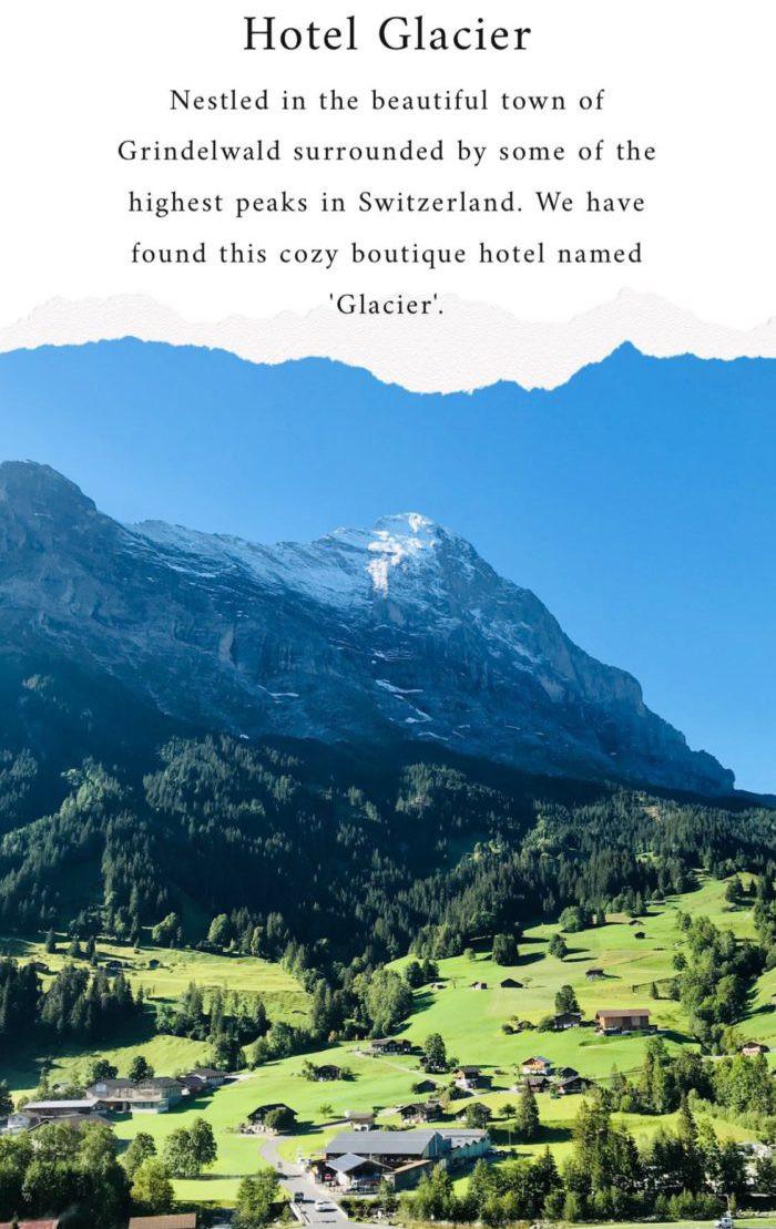 hotel glacier 1