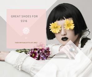 Women shoes SS2016 Louis Vuitton