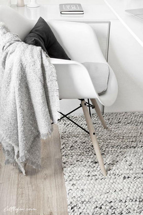 How to use grey tones for your home