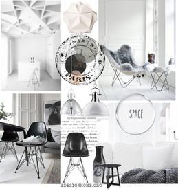 How to decorate with Eames