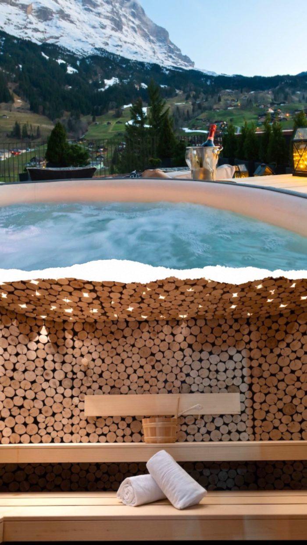 spa and pool glacier