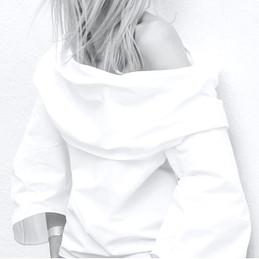 Minimalist White translated in Fashion