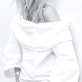 Minimalist White translated in Fashion