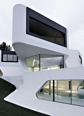 Dupli Casa House by J. Mayer H.